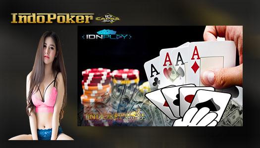Situs Judi Poker Online Uang Asli Server IDNPlay