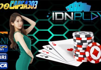 Agen Poker IdnPlay Terbaik Dalam Pelayanan