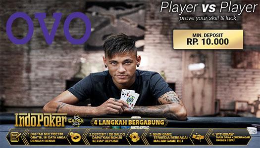 Deposit Poker OVO 10 Ribu Paling Mudah